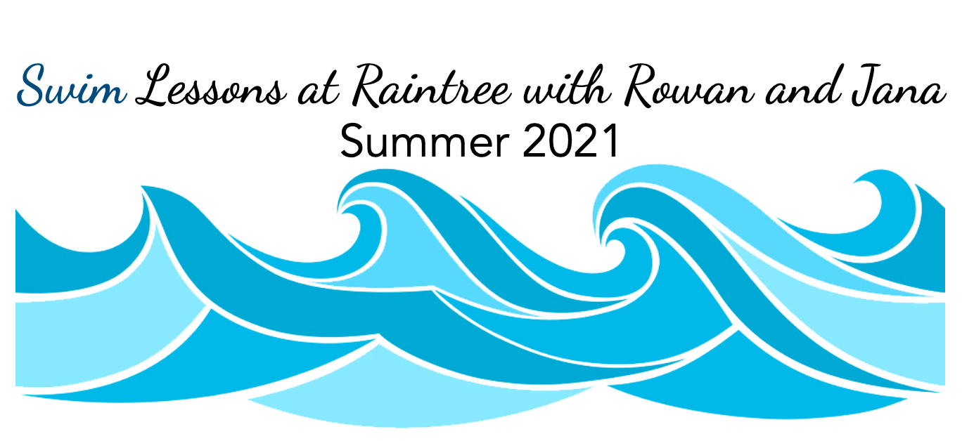 Swim Lessons with Rowan and Jana
